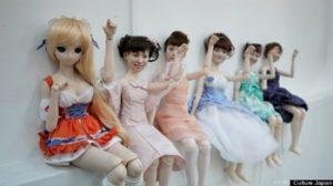 Real Doll Japan von 2017